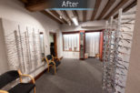 Martin Storey Opticians after commercial design by Mewscraft 1