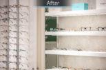 Gwynn's Opticians retail Interior design and refurbishment by Mewscraft 2