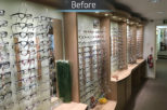 Linklaters Optometrists - Before 3