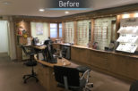 Linklaters Optometrists - Before 1